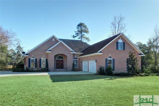749 Southbridge, Savannah, GA 31405 (MLS #185179) :: Coastal Savannah Homes