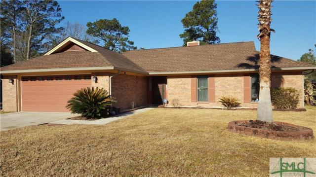207 Dearborn Drive, Richmond Hill, GA 31324 (MLS #185189) :: Coastal Savannah Homes