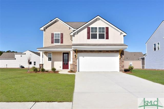 104 Bushwood Drive, Pooler, GA 31322 (MLS #185234) :: The Arlow Real Estate Group