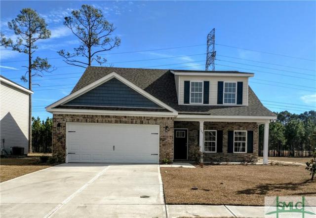 104 Aquaduct Drive, Rincon, GA 31326 (MLS #185302) :: Coastal Savannah Homes