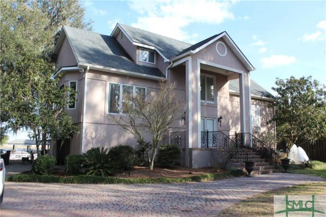 314 River Bend Road, Richmond Hill, GA 31324 (MLS #185306) :: Coastal Savannah Homes