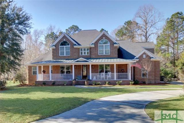256 Kingston, Richmond Hill, GA 31324 (MLS #185312) :: Coastal Savannah Homes