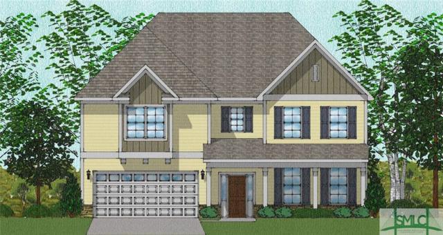 1800 Kingswood Drive, Richmond Hill, GA 31324 (MLS #185321) :: Coastal Savannah Homes