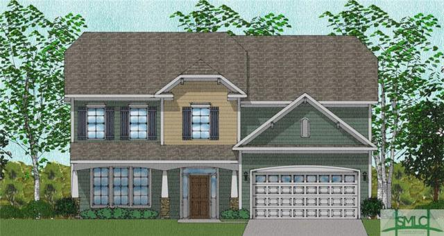 25 Tarbert Cut, Richmond Hill, GA 31324 (MLS #185323) :: Coastal Savannah Homes