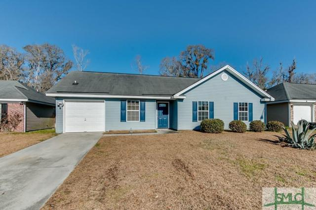 172 Mills Run Drive, Savannah, GA 31405 (MLS #185333) :: The Robin Boaen Group