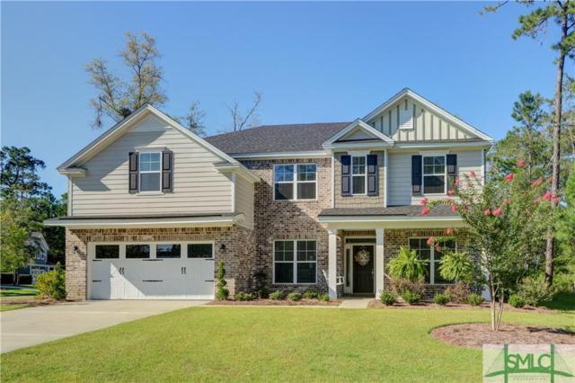 180 Enclave Boulevard, Savannah, GA 31419 (MLS #185384) :: Coastal Savannah Homes