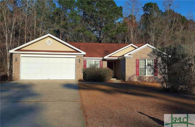 1532 Bradley Boulevard, Savannah, GA 31419 (MLS #185401) :: Coastal Savannah Homes