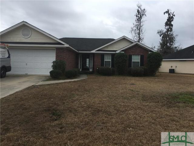 147 Mills Run Drive, Savannah, GA 31405 (MLS #185406) :: Coastal Savannah Homes