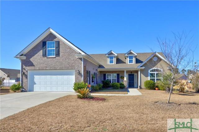 61 Belle Gate Court, Pooler, GA 31322 (MLS #185408) :: Coastal Savannah Homes