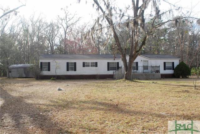 7 Fall Avenue, Garden City, GA 31405 (MLS #185447) :: Coastal Savannah Homes