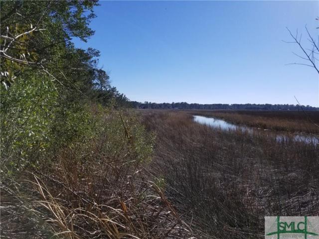 0 River Road, Midway, GA 31320 (MLS #185466) :: Karyn Thomas
