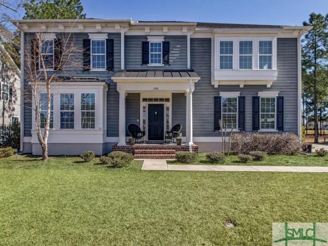 108 Sutton Lane, Pooler, GA 31322 (MLS #185484) :: Coastal Savannah Homes
