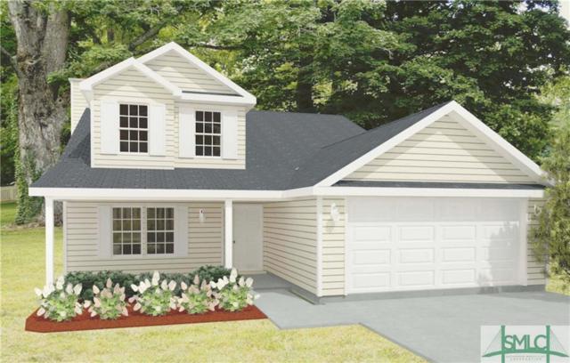 20 Dr Daniel Edwards Street, Ellabell, GA 31308 (MLS #185485) :: The Arlow Real Estate Group
