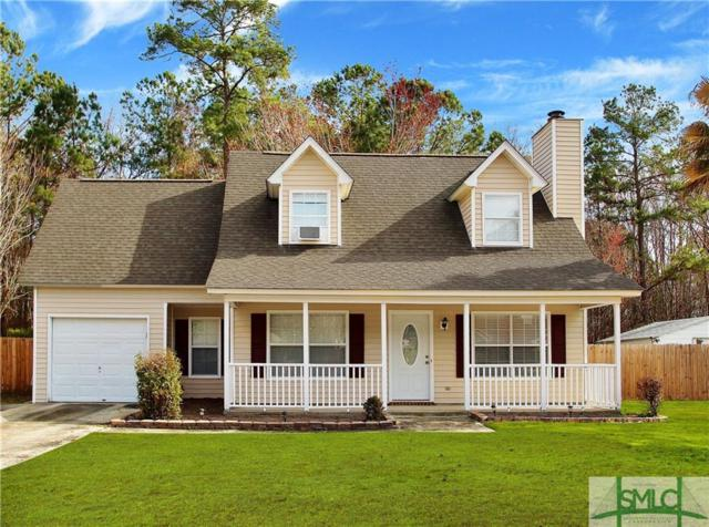 57 Cutt Off Way, Richmond Hill, GA 31324 (MLS #185506) :: The Robin Boaen Group