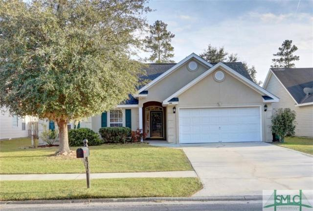346 Laurel Hill Circle, Richmond Hill, GA 31324 (MLS #185532) :: Coastal Savannah Homes