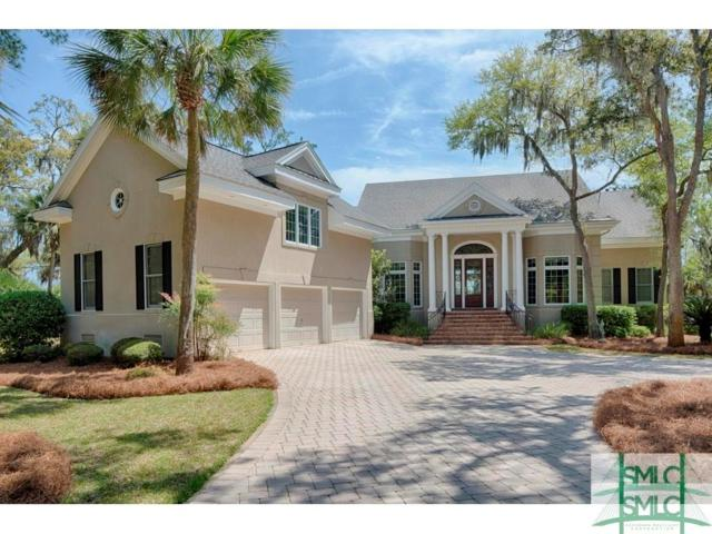 34 Islanders Retreat, Savannah, GA 31411 (MLS #185608) :: The Robin Boaen Group