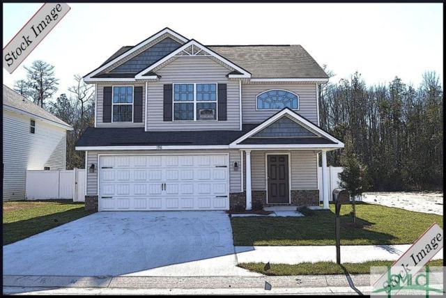 1205 Cypress Fall Circle, Hinesville, GA 31313 (MLS #185613) :: The Arlow Real Estate Group