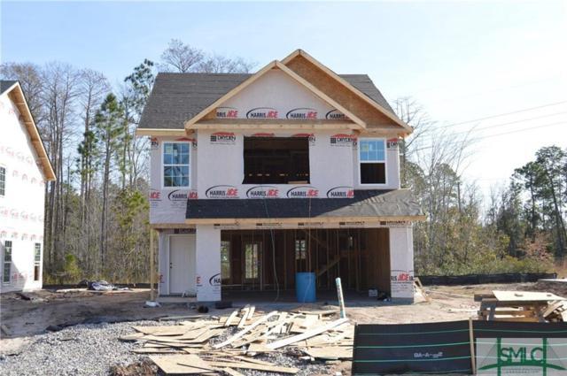 1203 Cypress Fall Circle, Hinesville, GA 31313 (MLS #185617) :: The Arlow Real Estate Group