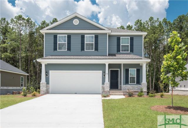 1 Julliard Court, Savannah, GA 31419 (MLS #185629) :: Coastal Savannah Homes