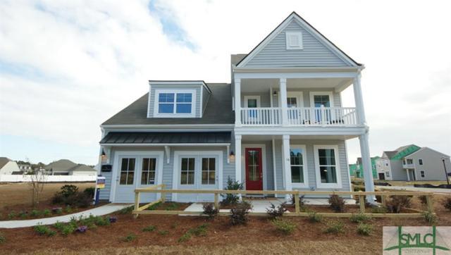 114 Bushwood Drive, Savannah, GA 31407 (MLS #185631) :: Coastal Savannah Homes