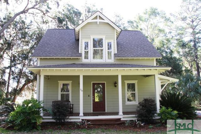 79 Youmans Road, Midway, GA 31320 (MLS #185673) :: Karyn Thomas