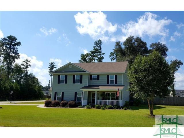 90 Mattie Belle Davis Street, Ellabell, GA 31308 (MLS #185676) :: Coastal Savannah Homes