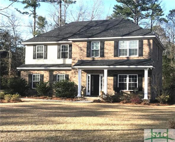 545 Lou Page Lane, Richmond Hill, GA 31324 (MLS #185722) :: Coastal Savannah Homes