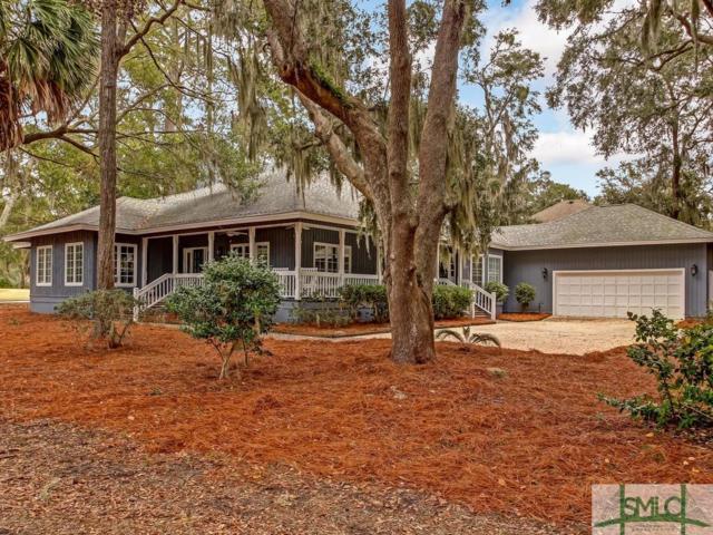 4 Canticle Lane, Savannah, GA 31411 (MLS #185724) :: Coastal Savannah Homes