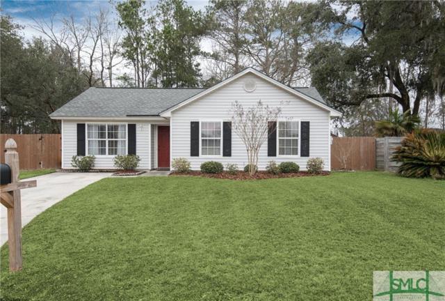 194 Wild Honey Court, Richmond Hill, GA 31324 (MLS #185760) :: Coastal Savannah Homes