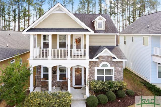 141 Moonlight Trail, Port Wentworth, GA 31407 (MLS #185772) :: The Robin Boaen Group