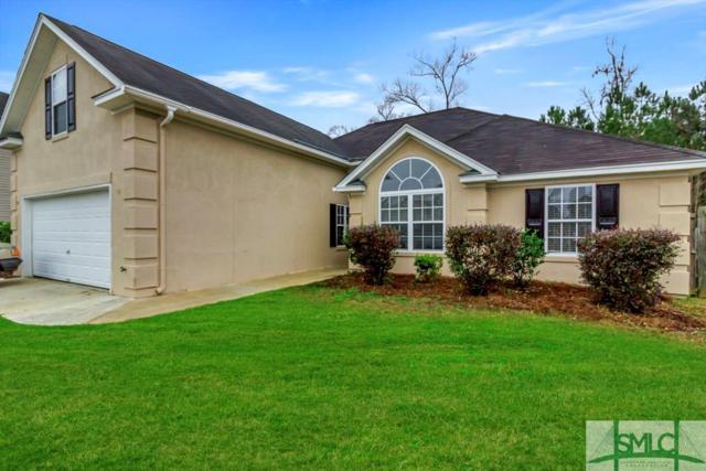 5 Sandstone Court, Savannah, GA 31419 (MLS #185784) :: Coastal Savannah Homes