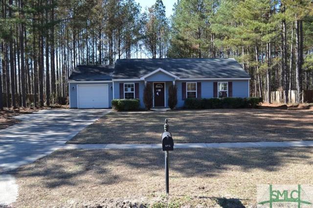 491 Shadowbrook Circle, Springfield, GA 31329 (MLS #185790) :: Coastal Savannah Homes
