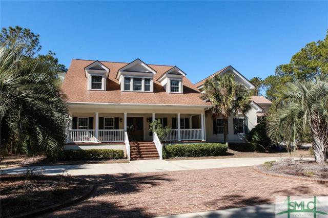 119 Meriweather Drive, Savannah, GA 31406 (MLS #185803) :: The Arlow Real Estate Group
