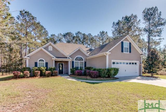 134 Ruby Trail, Guyton, GA 31312 (MLS #185818) :: Coastal Savannah Homes