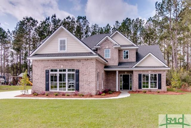 135 Ruby Trail, Guyton, GA 31312 (MLS #185819) :: The Arlow Real Estate Group
