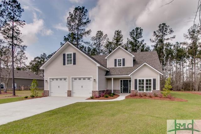 100 Priya Court, Guyton, GA 31312 (MLS #185820) :: The Arlow Real Estate Group