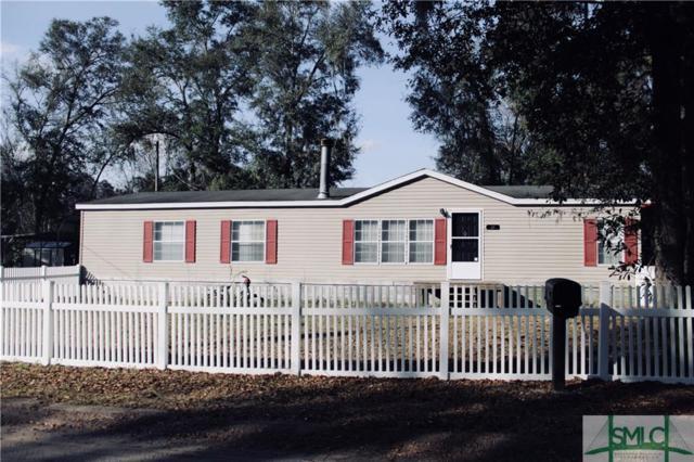 34 Faye Drive, Midway, GA 31320 (MLS #185866) :: Karyn Thomas