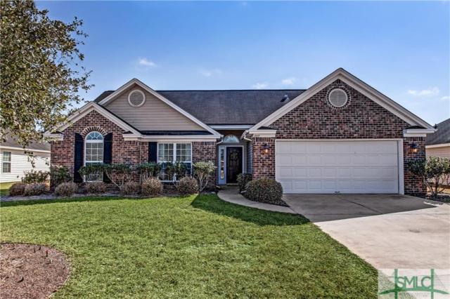 227 Pampas Drive, Pooler, GA 31322 (MLS #185873) :: Coastal Savannah Homes