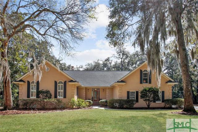 16 Water Witch Crossing, Savannah, GA 31411 (MLS #185876) :: Coastal Savannah Homes