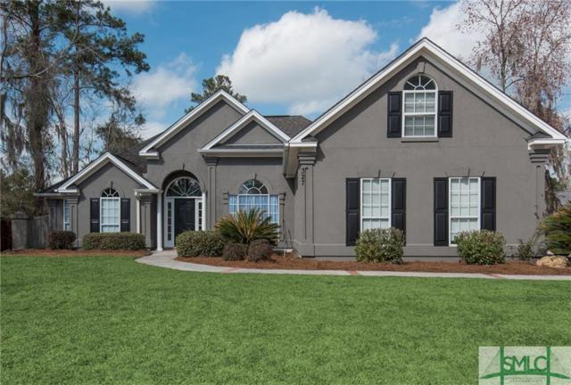 327 Bristol Way, Richmond Hill, GA 31324 (MLS #185909) :: Coastal Savannah Homes
