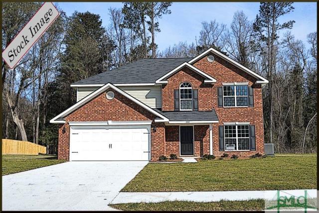 715 Highgrove Court, Hinesville, GA 31313 (MLS #185925) :: Coastal Savannah Homes