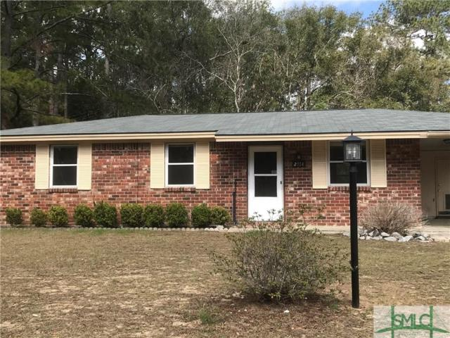2114 Teresa Drive, Savannah, GA 31406 (MLS #185926) :: The Robin Boaen Group