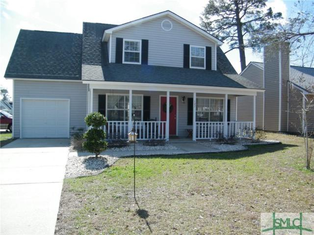 127 Ropemaker Lane, Savannah, GA 31410 (MLS #185942) :: Coastal Savannah Homes
