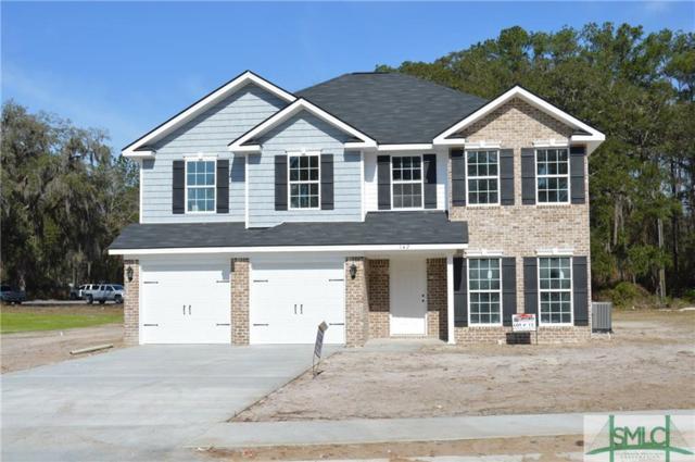 142 Maggie Lane, Allenhurst, GA 31301 (MLS #185960) :: Coastal Savannah Homes