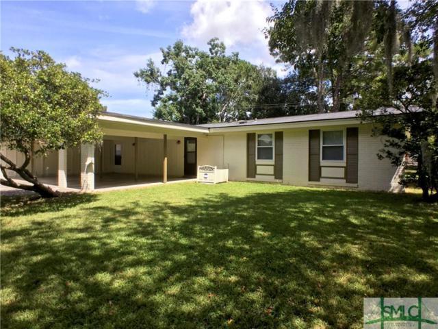 12479 Northwood Road, Savannah, GA 31419 (MLS #185973) :: Coastal Savannah Homes