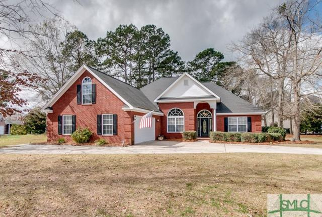 440 Marshview Drive, Richmond Hill, GA 31324 (MLS #185988) :: Coastal Savannah Homes