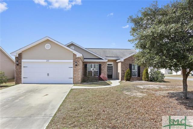 207 Willow Point Lane, Savannah, GA 31407 (MLS #185997) :: Coastal Savannah Homes