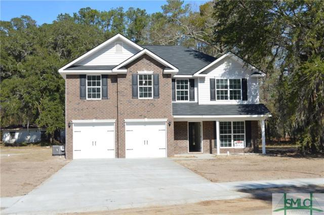 158 Maggie Lane, Allenhurst, GA 31301 (MLS #186022) :: Coastal Savannah Homes