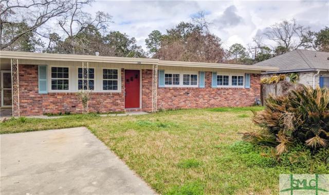 322 Tanglewood Road, Savannah, GA 31419 (MLS #186038) :: Coastal Savannah Homes