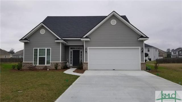 141 Calm Oak, Savannah, GA 31419 (MLS #186049) :: Coastal Savannah Homes